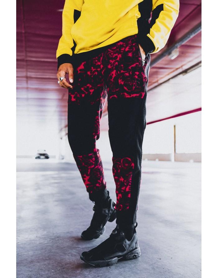pantalon en polaire classique 94 rage
