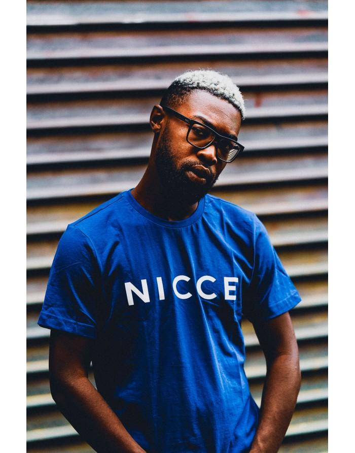 nicce original logo t- shirt