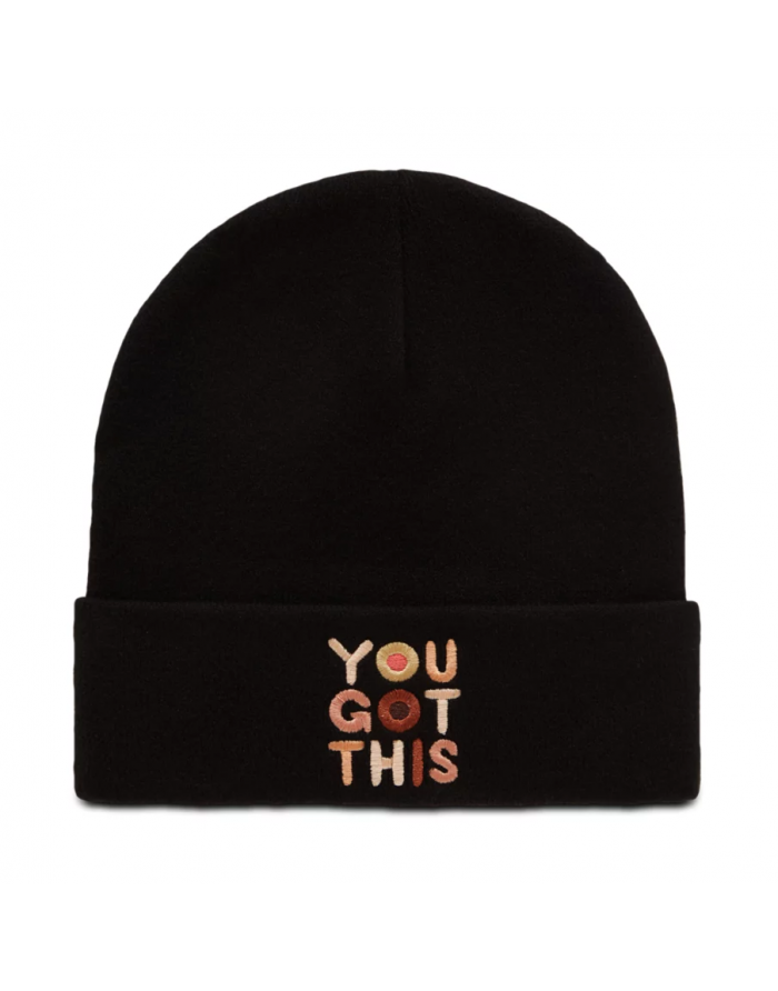 bca beanie (breastcancer)/yougotthis