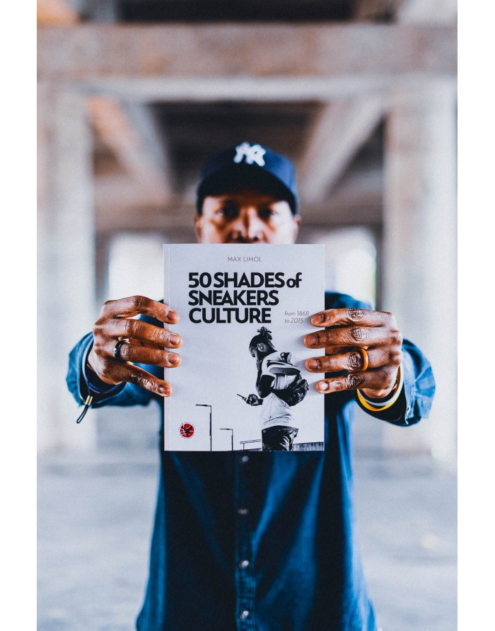 50 shades of sneakers culture by max limol