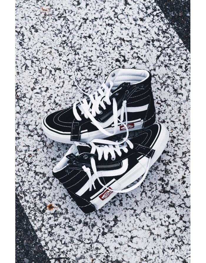 sk8-hi reissue cap black/true white