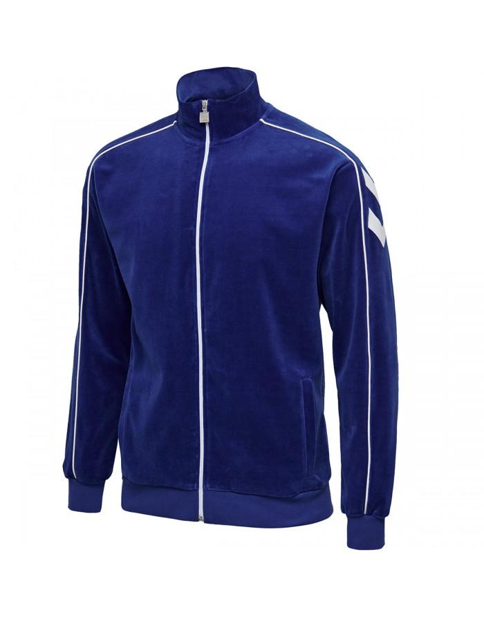 frisk velour zip jacket