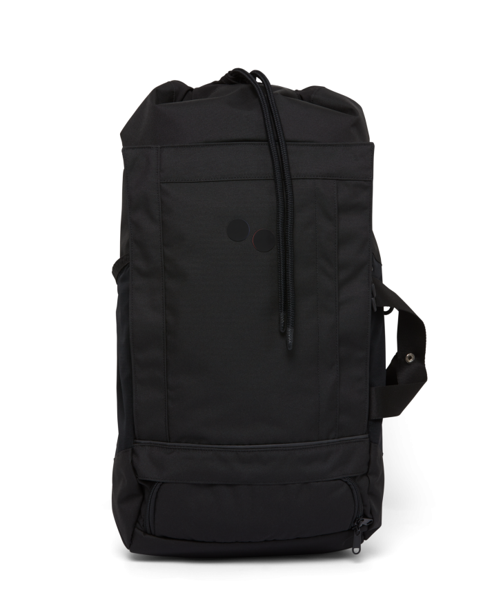 pinqponq blok large backpack rooted black