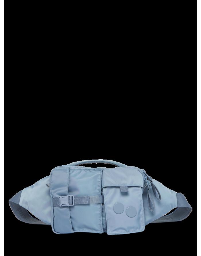 pinqponq tetrik hipbag glaze blue