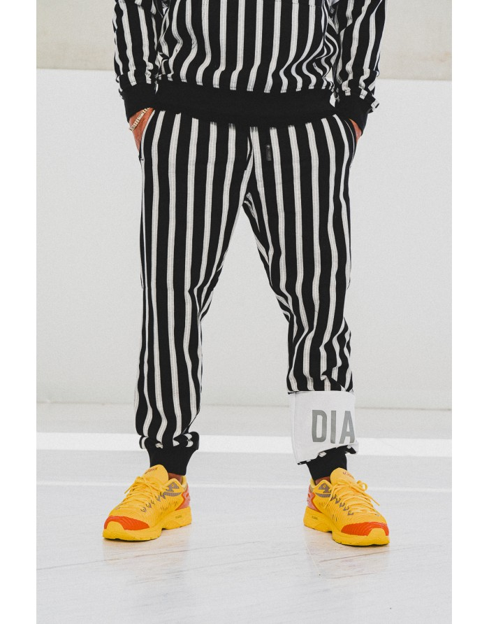 lafayette striped pants