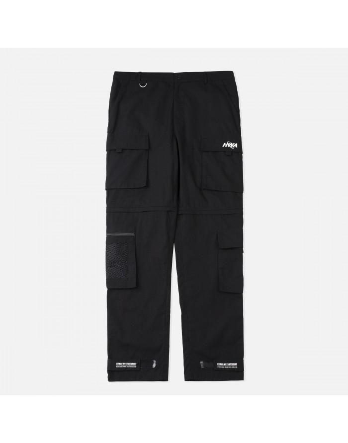 hwa - multipocket pant black