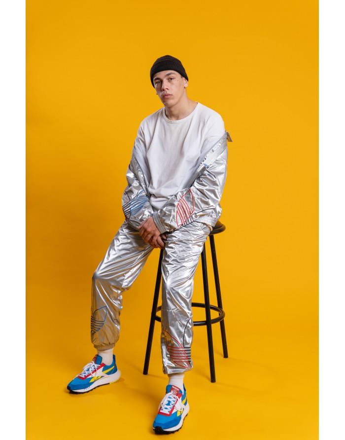 adidas pantalon de survêtement adicolor tricolor