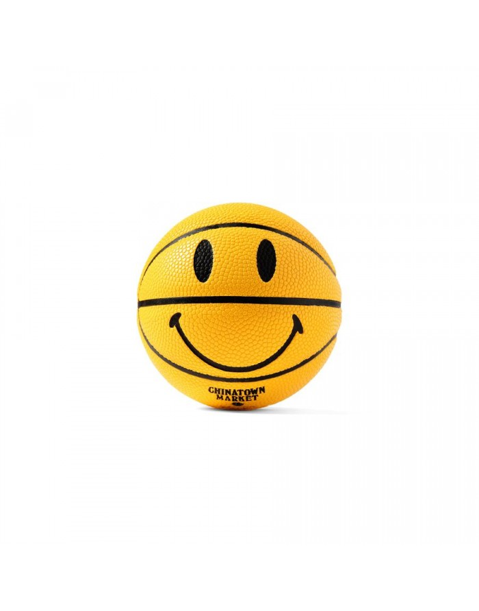 chinatown smiley mini basketball