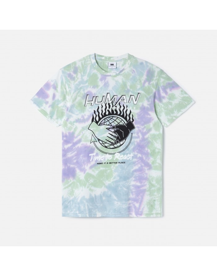 hwa better place tee - tie dye