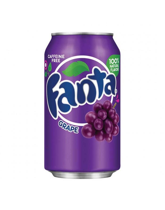 fanta grape soda raisin