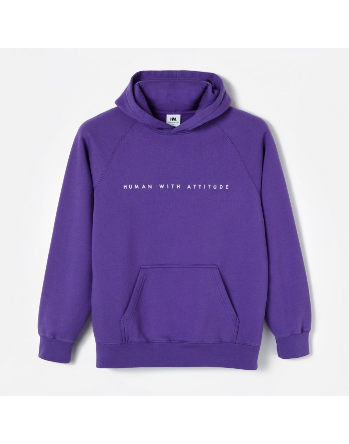 hwa classic logo hoodie