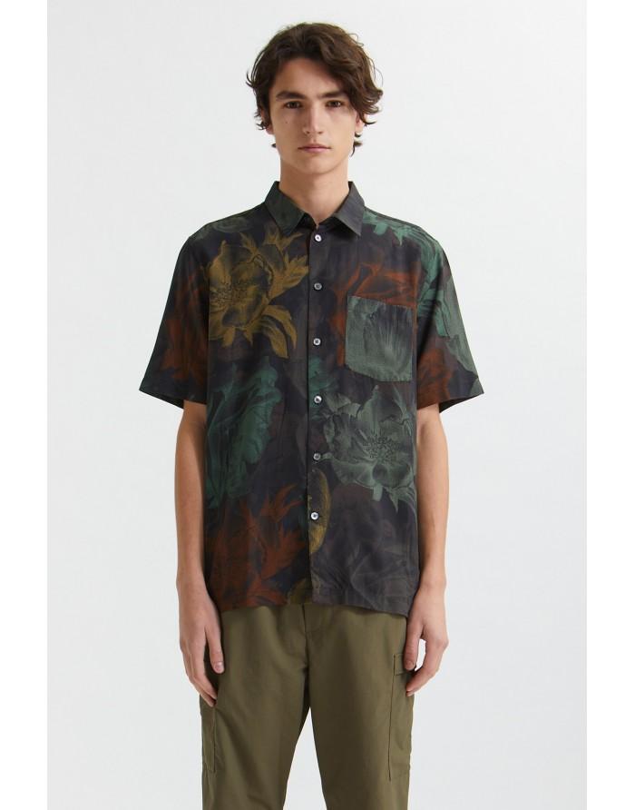 wood wood thor aop shirt